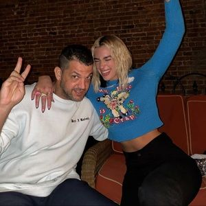 Marc Jacobs x Magda Archer Intarsia Sweater M